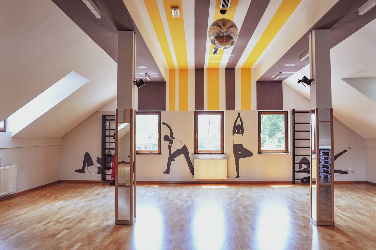 Pilates v manjsih skupinah blizu Ljubljane