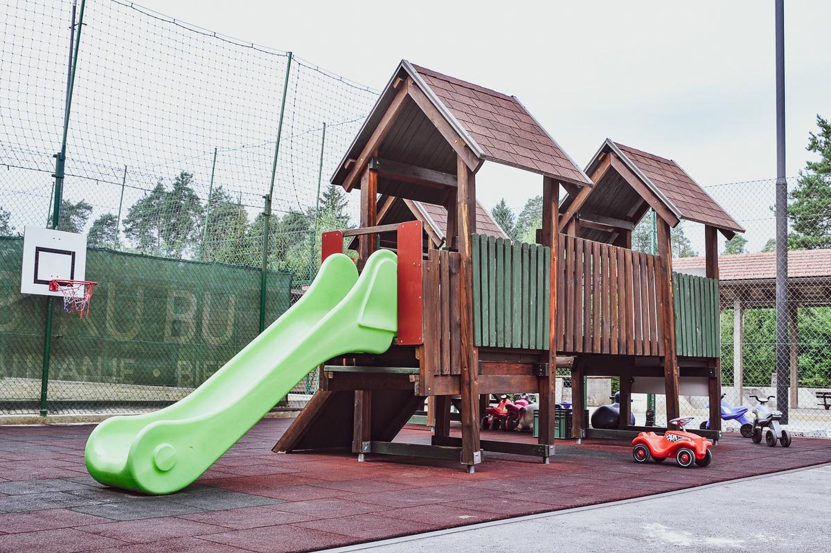 Igrala za otroke v okolici Ljubljane