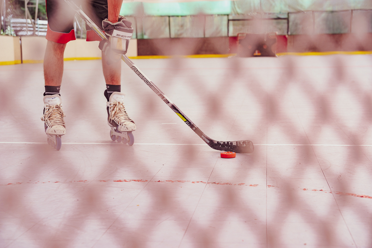 inline-hokej
