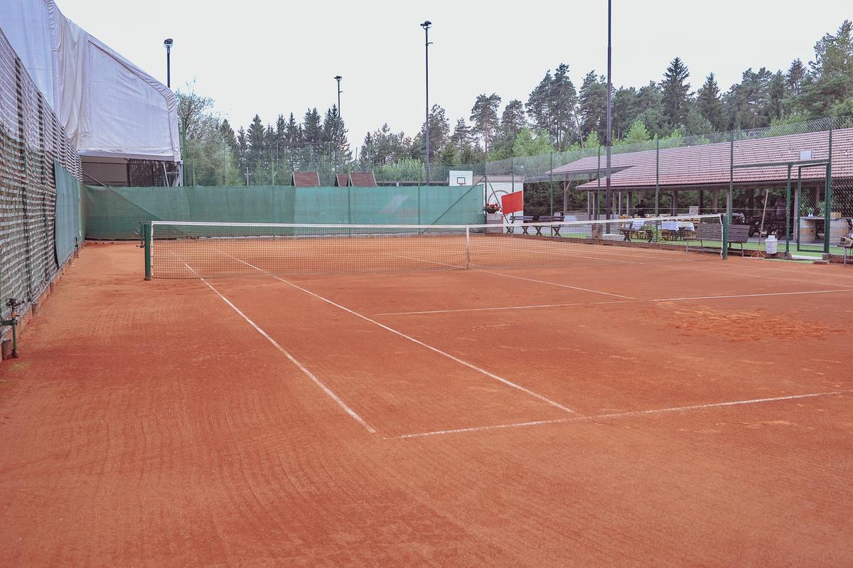 Teniški tečaj in turnir Vodice
