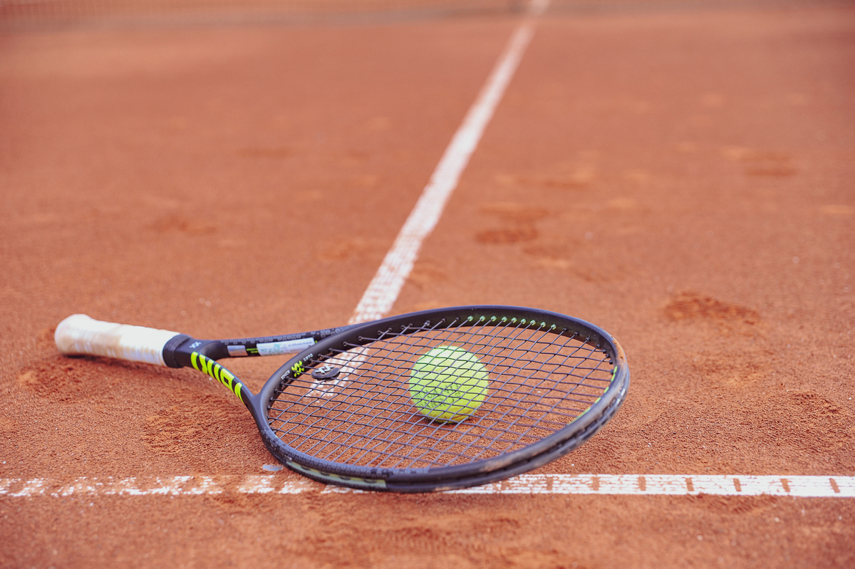 Najem tenis igrisca blizu Ljubljane