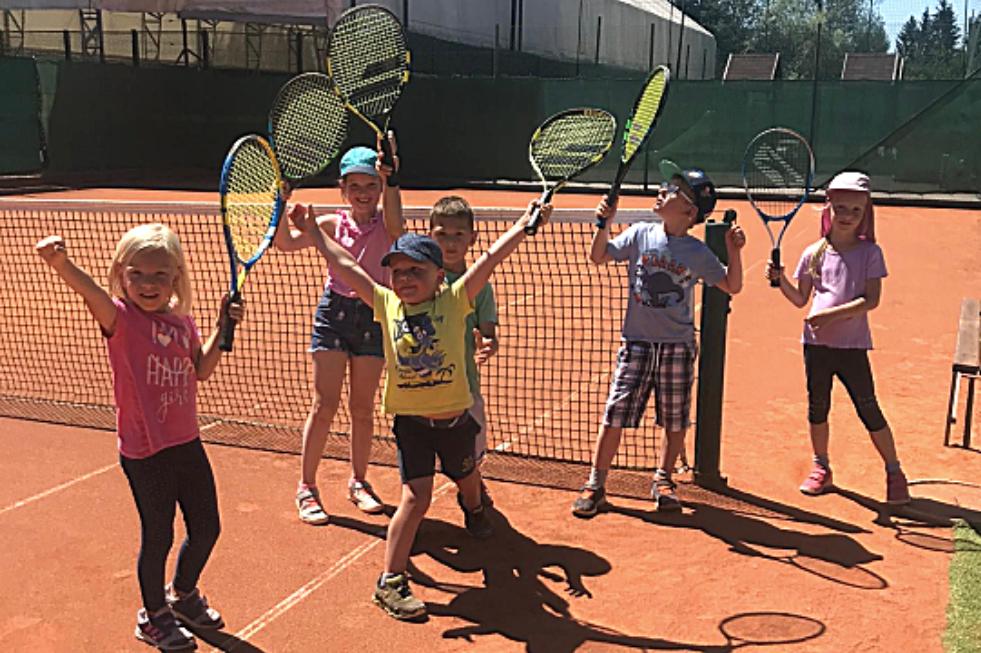 Teniški tečaj za otroke Vodice